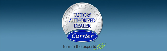 Carrier AC Approved Supplier