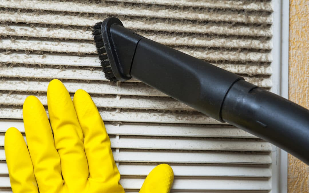 Cleaning Air Ducts: Should They Be Vacuumed and Dusted?